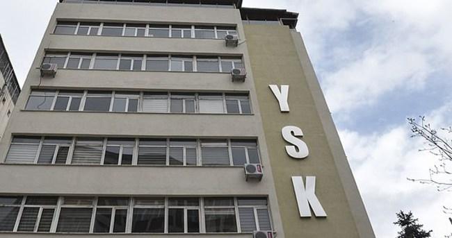 YSK: 90 günlük süre kısalabilir