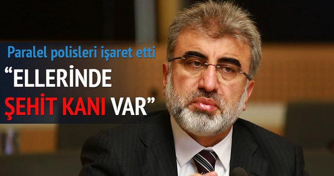 HDP'ye oy veren polislerin şehitlerin kanında izi var
