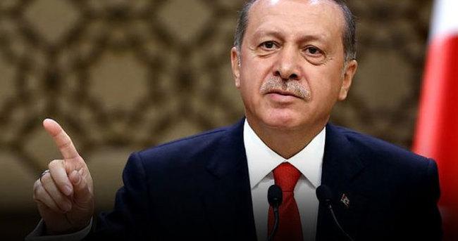 Erdoğan: Emri dağdan değil, hak'tan ve halktan aldık