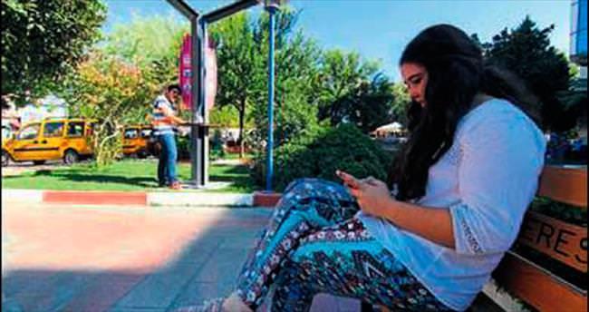 Menderes'te ücretsiz internet dönemi