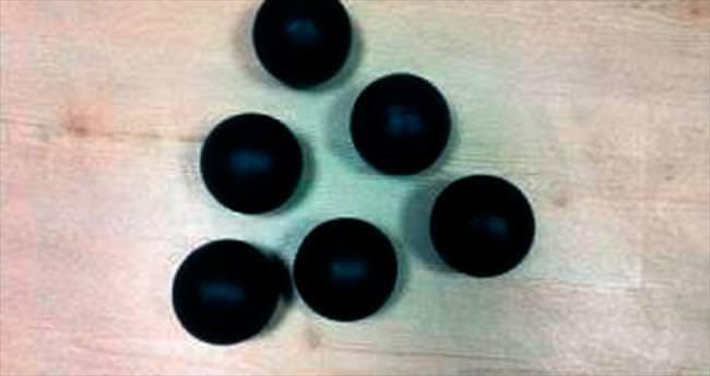 Ankaralı girişimci gölge topu üretti