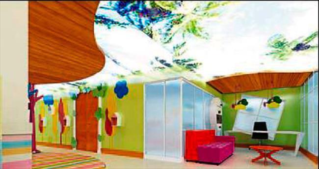 Manavgat'a çocuk kültür merkezi