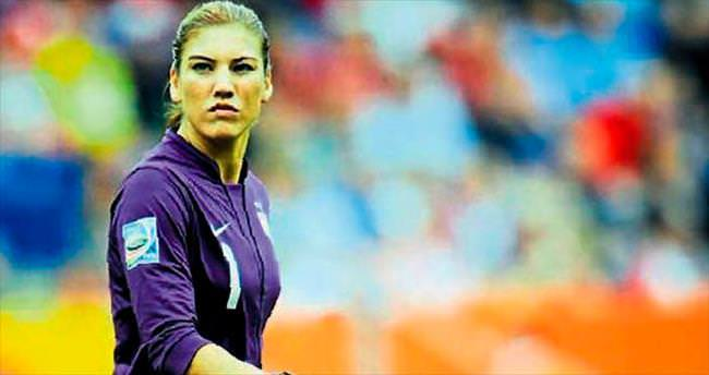 Hope Solo radara girdi