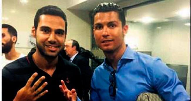 Ronaldo'dan 4. yıldız tebriği