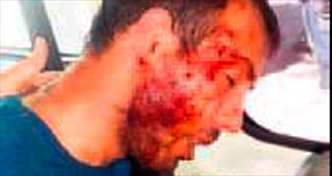 Dolmabahçe'ye silahlı saldırı