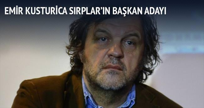 Emir Kusturica, Sırplar'ın başkan adayı