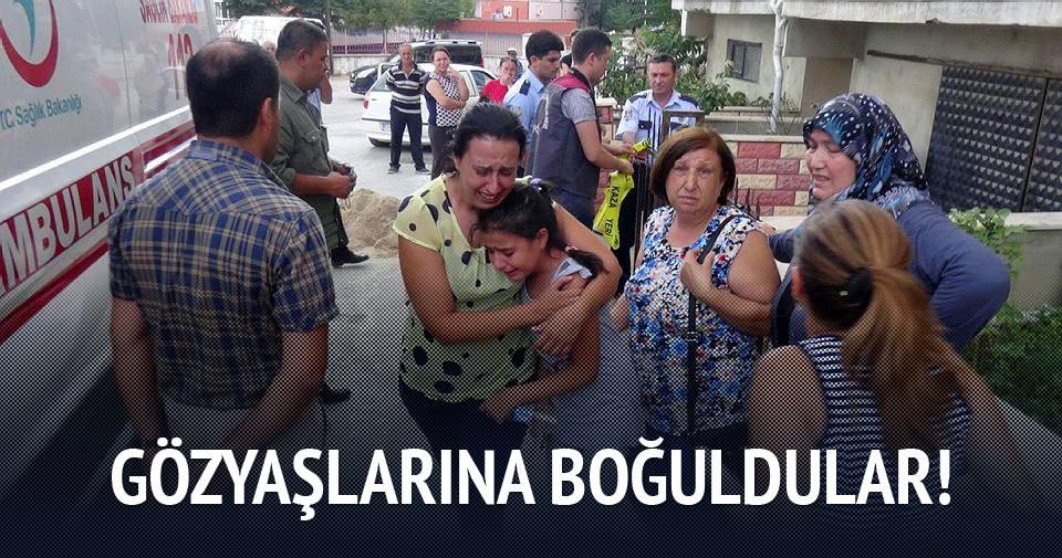 Balkondan düşen yaşlı kadın öldü