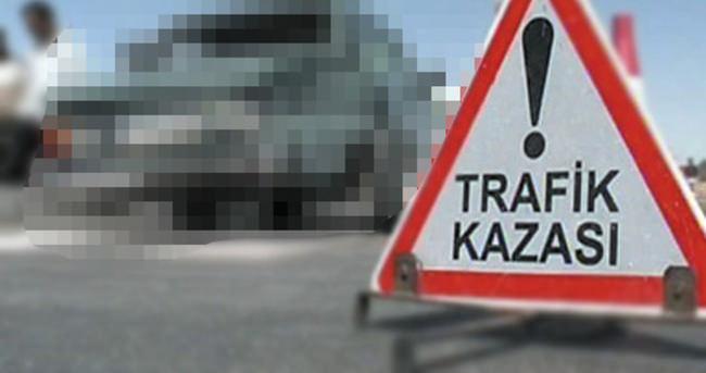 Konya'da otomobil devrildi: 2 ölü, 5 yaralı