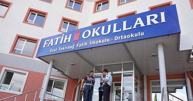 Tekirdağ'da Paralel Devlet Yapılanması operasyonu