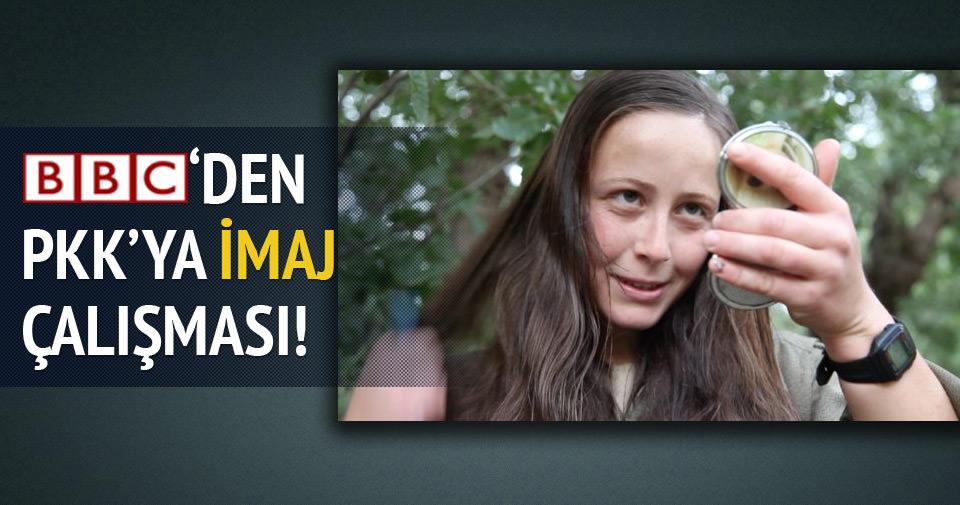 BBC'den PKK güzellemesi!