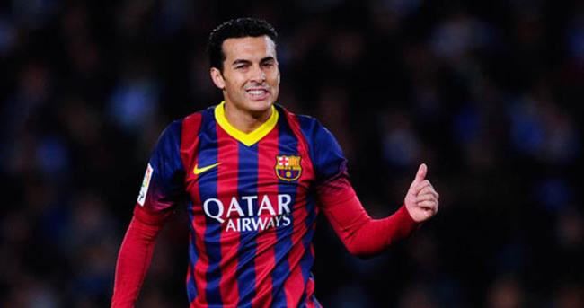 Pedro, resmen Chelsea'de
