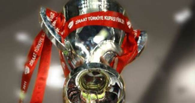 Türkiye Kupası'nda ön eleme turu eşleşmeleri