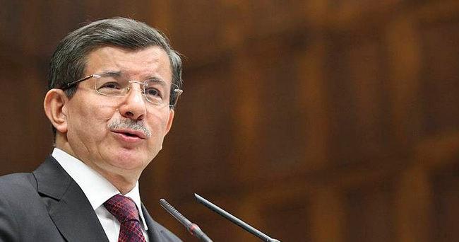 Ahmet Davutoğlu: Bütün partilere çağrıda bulunuyorum