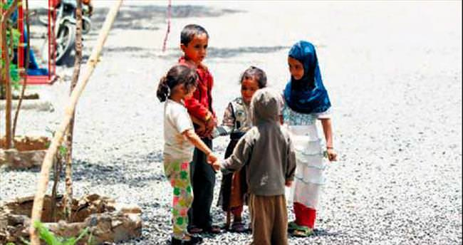 Yemen, 5 ay içinde Suriye'nin durumuna geldi