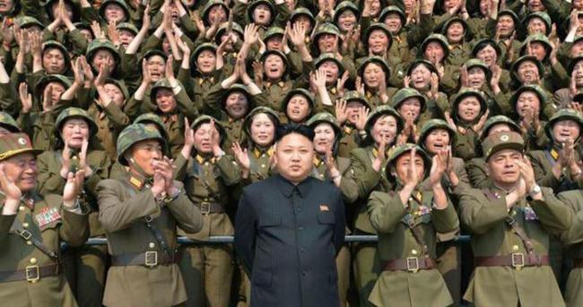 Kim Jong Un: Savaşa hazır olun