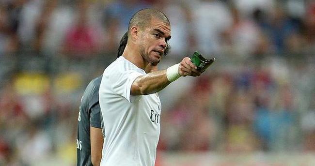 Pepe sözleşmesini uzattı