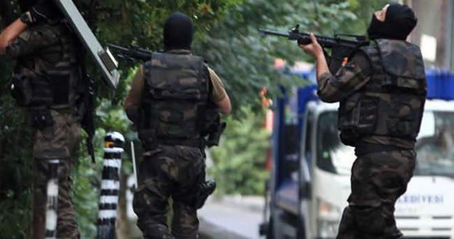 Tarsus'ta PKK operasyonu: 10 gözaltı