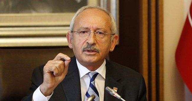 Kılıçdaroğlu'ndan Murat Sancak'a telefon
