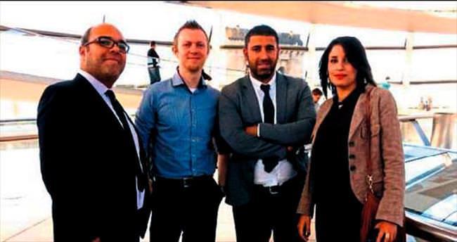 Genç Liderler Forumu'na HKÜ'lü Özcan da katıldı