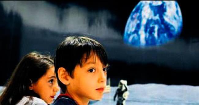 Furkan astronotluk hayaline adım attı