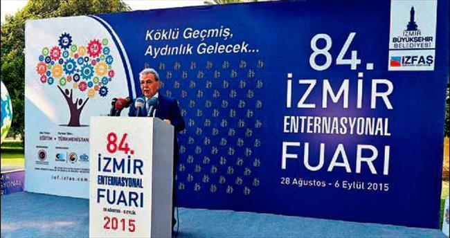 İzmir Fuarı güzel günlerine dönecek