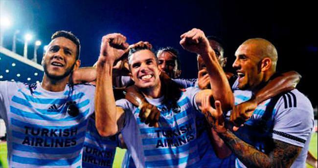 Atromitos UEFA'ya gidiyor