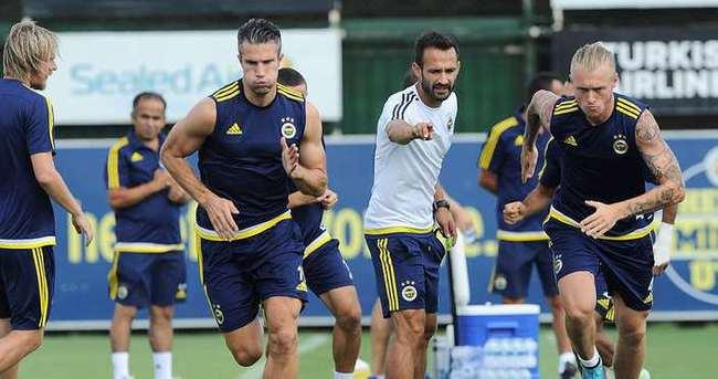 Fenerbahçe, Rizespor'a hazır