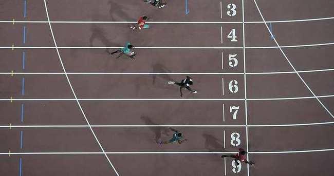 Pekin'de gözler 100 metre yarışında