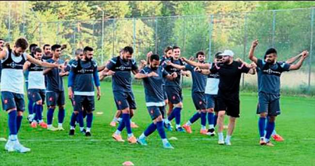 Adana Demirspor Samsun karşısında