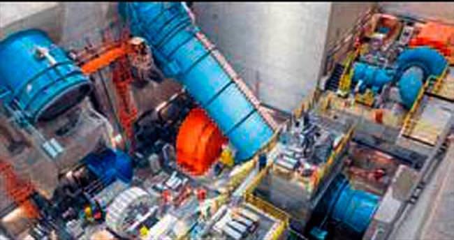 SANKO'nun yeni barajı üretimde