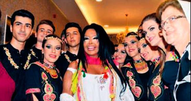 Diva Bursa'da anılarını tazeledi