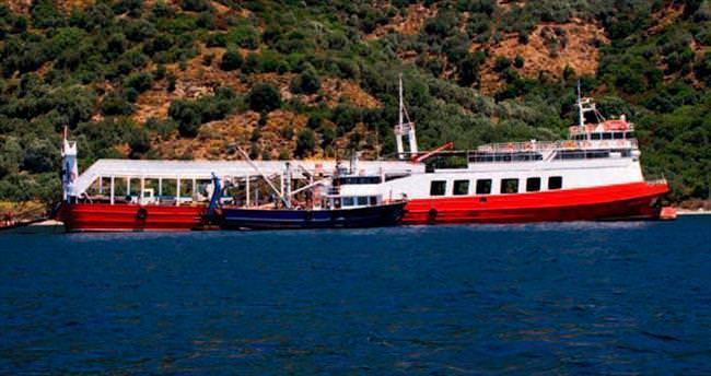 Marmara Adası'nın denizaltı kablosu yenileniyor