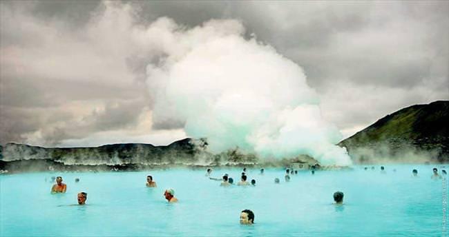 Bir balıkçılık ülkesi İzlanda
