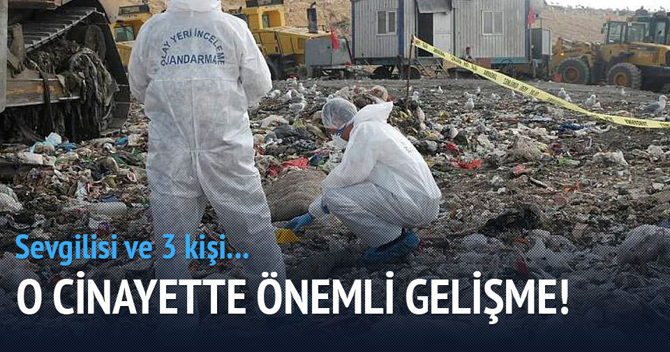 Şile cinayetinde 4 gözaltı!