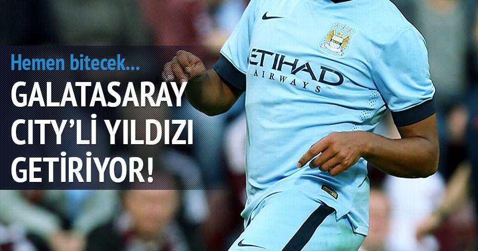 Galatasaray City'li yıldızı istiyor