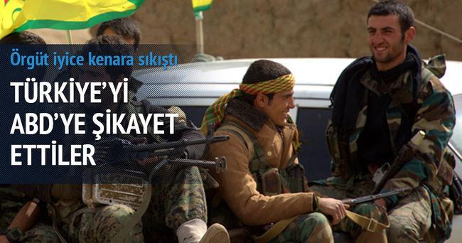 YPG Türkiye'yi ABD'ye şikayet etti