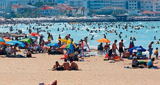 Çeşme geliştikçe turist sayısı artıyor