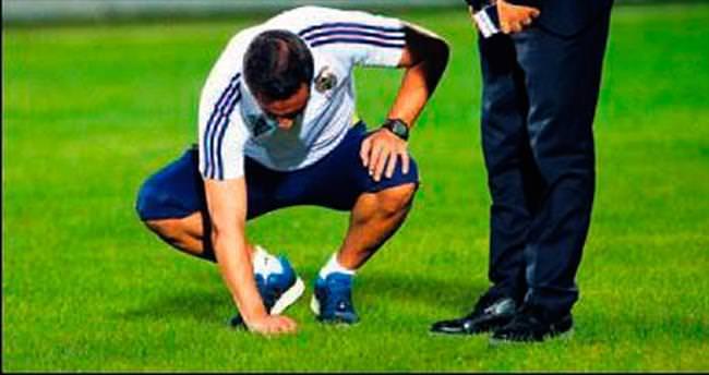 Diego: Bu sahada parlak oyun olmaz