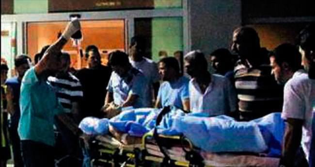 Mardin'de bir polis şehit oldu