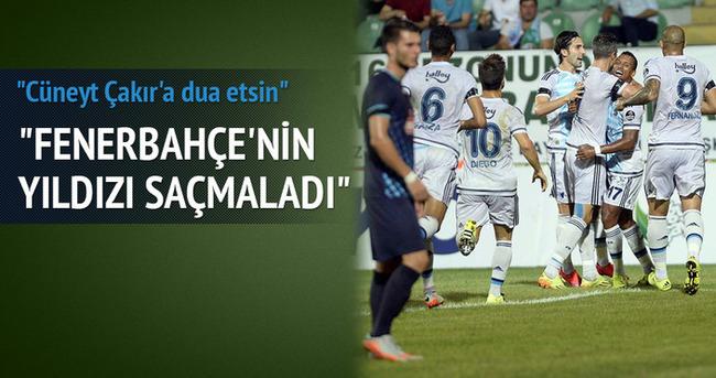 Usta yazarlar Ç. Rizespor-Fenerbahçe maçını yorumladı