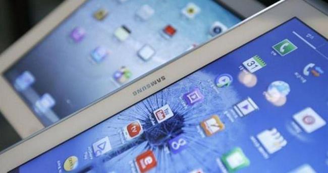 Samsung'tan monitör gibi tablet!