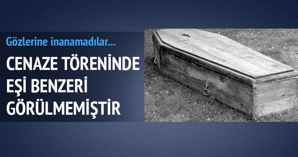 Kızın ölüsü, cenaze evindeyken ortadan kayboldu!