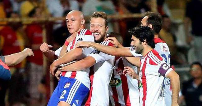 Sivasspor, Sergen Yalçın ile kabuk değiştirdi