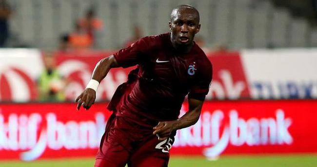 Trabzonspor'dan Mbia açıklaması