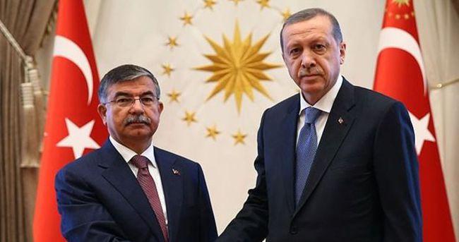 Erdoğan TBMM Başkanı Yılmaz'ı kabul edecek
