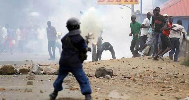 Burundi'de çatışmalar artıyor