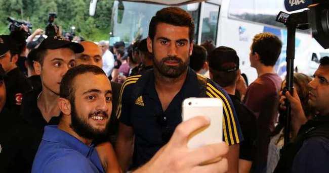 Fenerbahçe'nin kaldığı otelde gerginlik