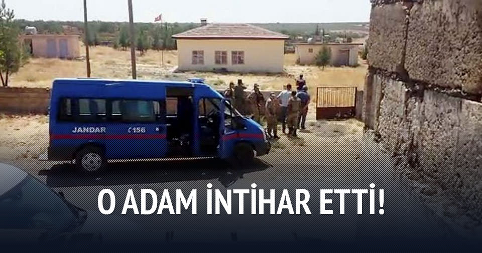 Mustafa Karabaş intihar etti!