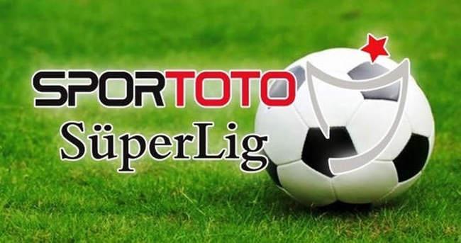 Spor Toto Süper Lig'in saatleri değişti!