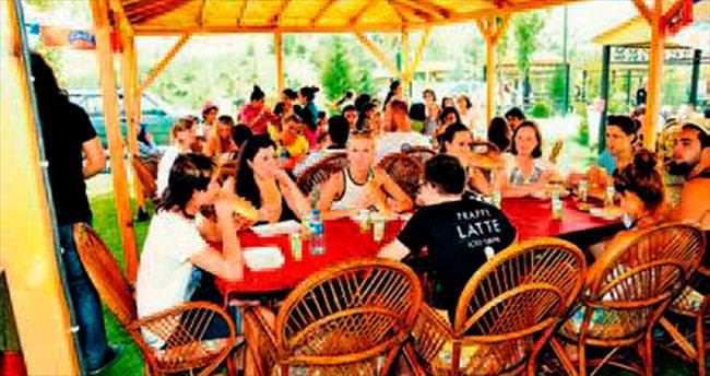 Avrupalı öğrenciler Keçiören'i keşfetti